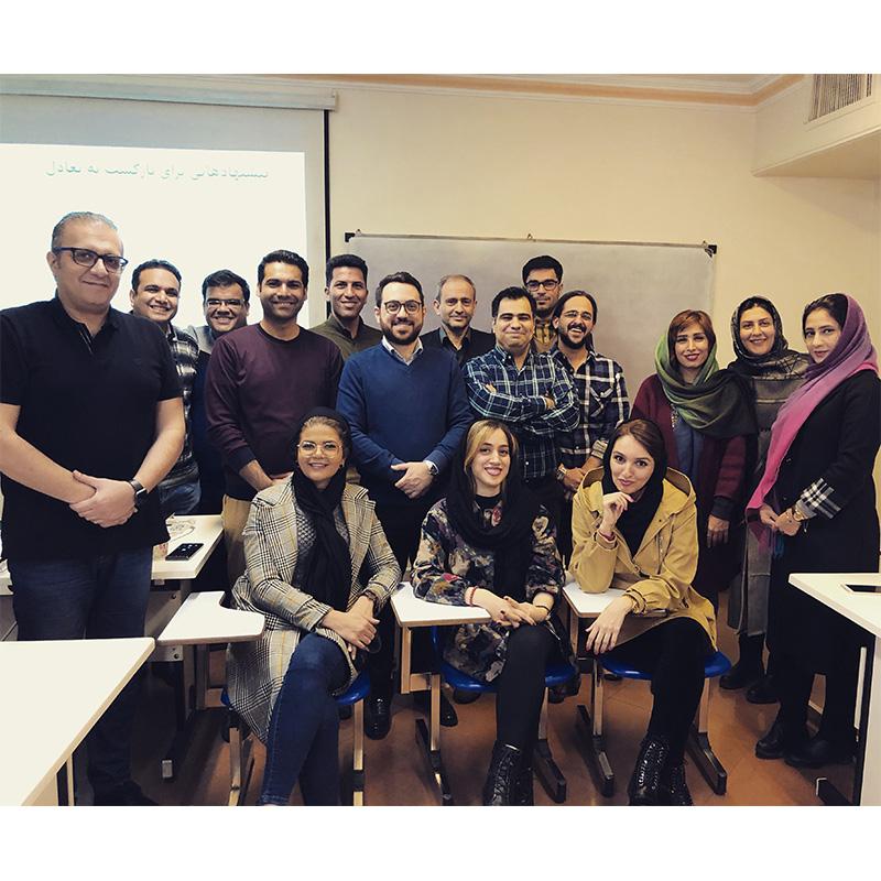 آرسام هورداد مدرس MBTI