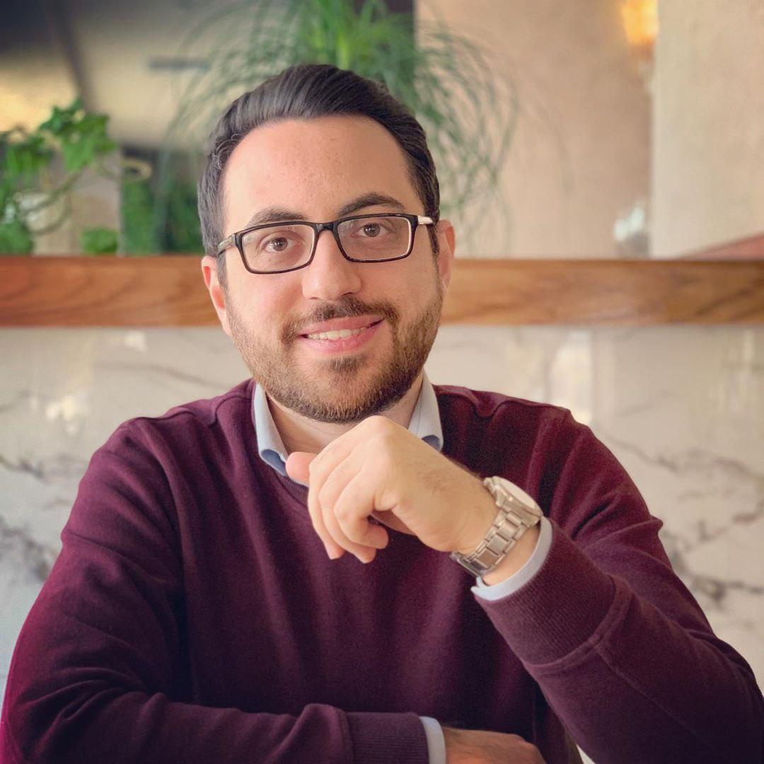 آرسام هورداد- مدرس MBTI